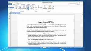 Wonder share PDF Editor Crack