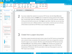 Wonder share PDF Editor Crack & product key free download