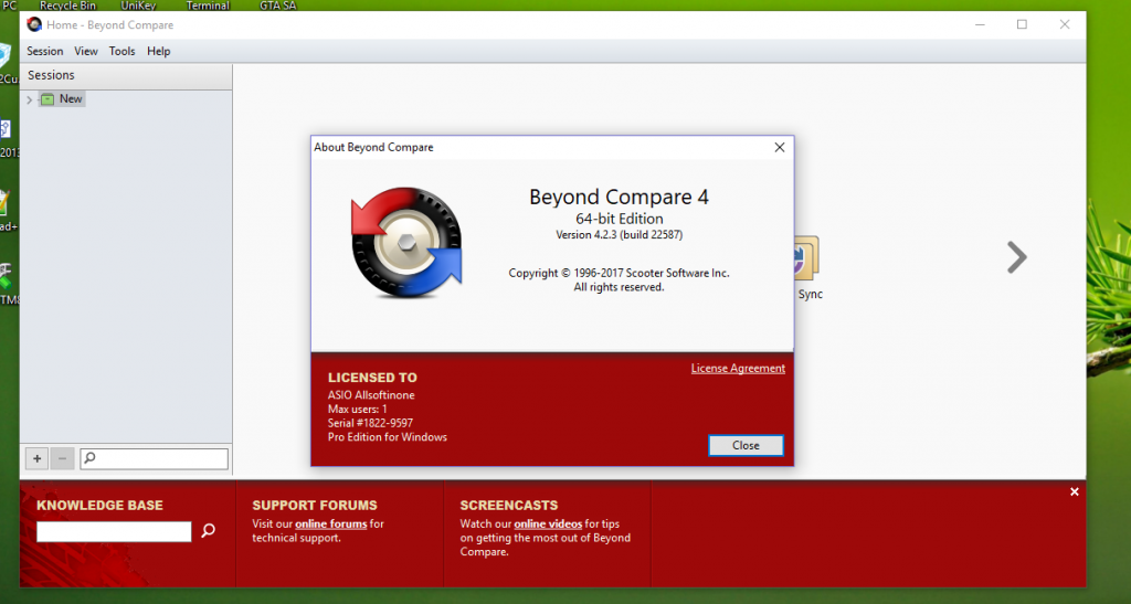 Beyond Compare 4.3.4 Build 24657 Crack + Registration Key 2020