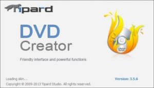 Tipard DVD Creator With Keygen Free Download