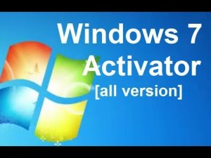 Windows 7 Activator Crack With Activation Key Free Download