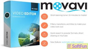 Movavi Video Editor Crack With Product Key Free Download