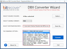 DBX Converter Wizard 3 Crack With Serial Key Free Download