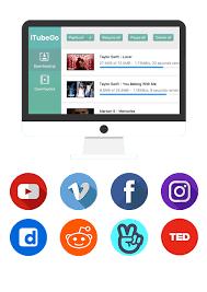 iTubeGo YouTube Downloader With Keygen Free Download