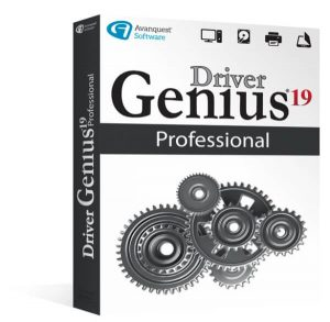 Driver Genius 17 Key With Serial Key Crack Free Download