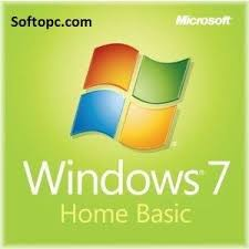 Windows 7 Home Basic Crack With Activation Key Free Download
