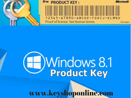 Windows 8.1 Product Key Crack With Product Key Free Download