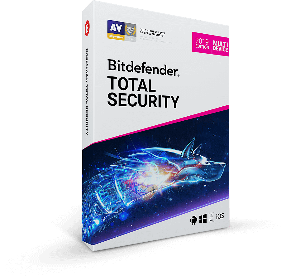 Bitdefender Total Security 24.0.24.121 Crack 2020 With Serial Key