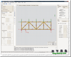 2D Frame Analysis Dynamic Edition With Window 7 Free Download