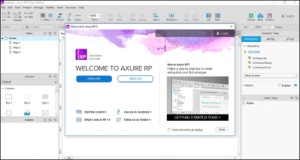 Axure RP Enterprise Edition With License Key Free Download