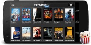 Popcorn Time apk Crack With Serial Key Free Download