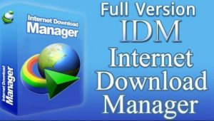 IDM Crack With Licence Key Free Download