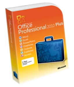 Microsoft Office Professional Plus 2010 Crack With Product Key Free Download