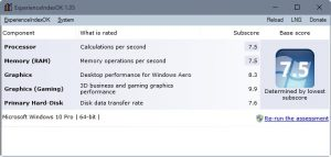 ExperienceIndexOK With Window 7 Full Version Free Download